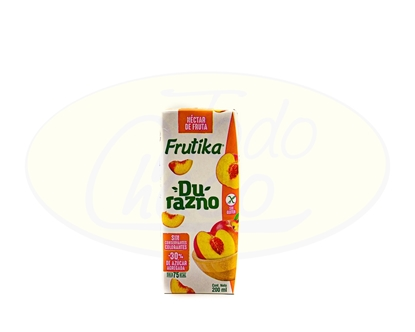 Picture of Jugo Durazno Frutika 200ml