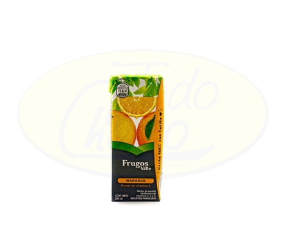 Picture of Jugo Frugos Del Valle Naranja 200ml