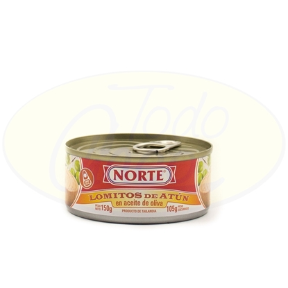 Picture of Atun Aceite Oliva Norte 150gr