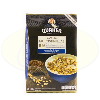 Picture of Avena Quaker Multisemilla 700g