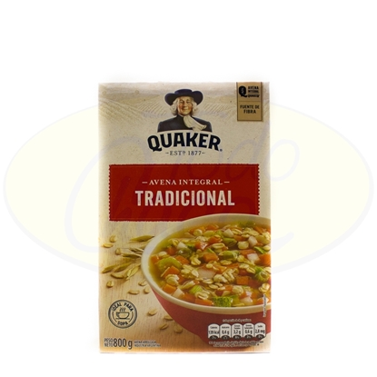 Picture of Avena Quaker Tradicional 800g