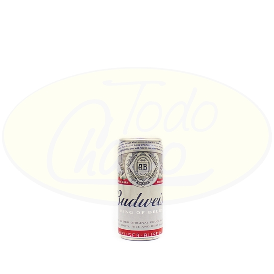 Picture of Cerveza Budweiser Rojo Lata 269ml