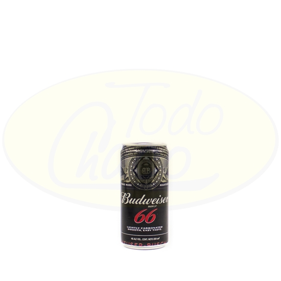 Picture of Cerveza Budweiser 66 Lata 269ml