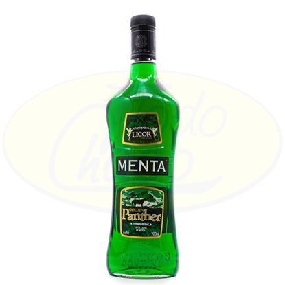 Imagen de Licor Golden Panter Menta 900ml
