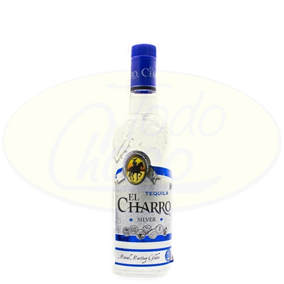 Picture of Tequila El Charro Silver 750ml