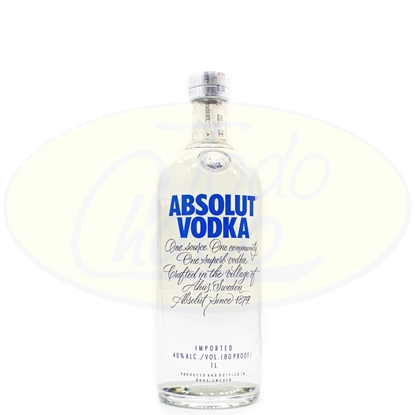 Picture of Vodka Absolut 1Litro