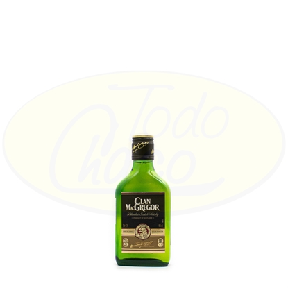 Picture of Whisky Clan Mac Gregor 200ml