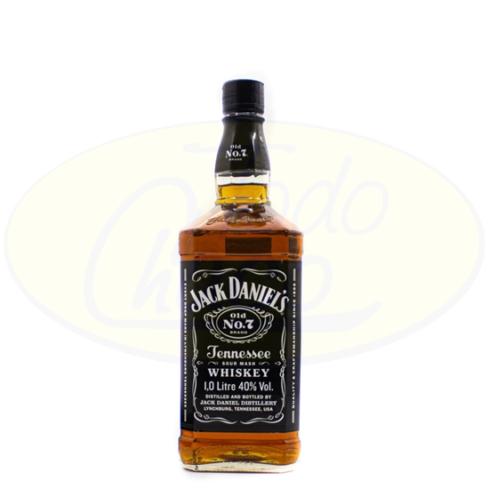 Picture of Whisky Jack Daniels Old No.7-1litro