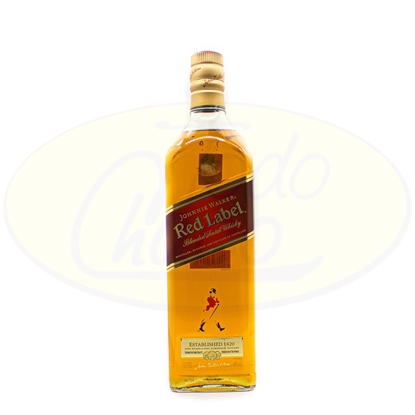 Picture of Whisky Johnnie Walker Red Label 1litro