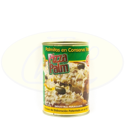 Picture of Palmitos Trozos Pizza Palm 180g