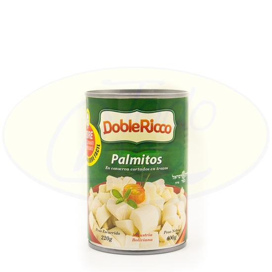 Picture of Palmitos DobleRicco 400g