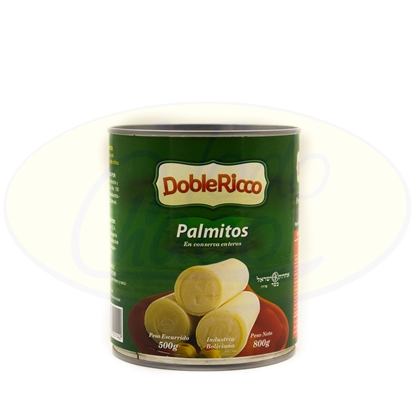 Picture of Palmitos DobleRico 800g
