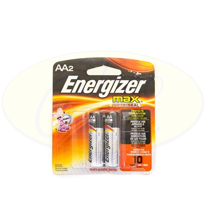 Picture of Pila Energizer AA x 2