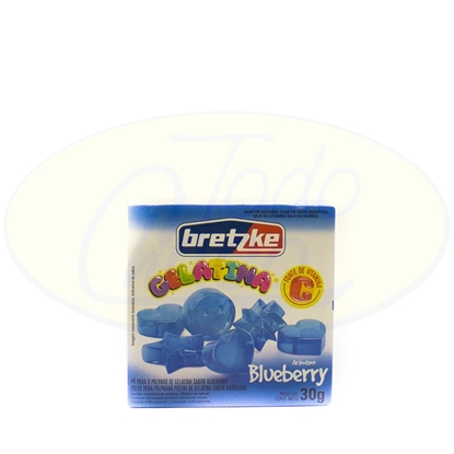 Picture of Gelatina Bretzke Blueberry 30g