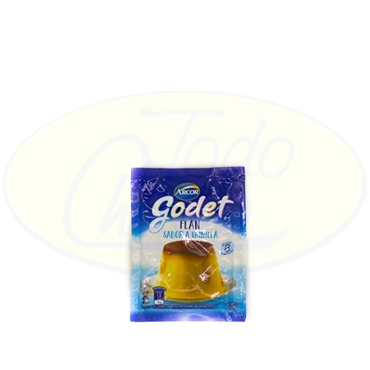 Picture of Flan Godet Vainilla 30g