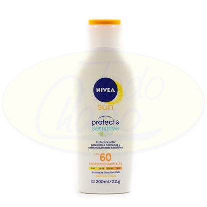 Picture of Protector Solar Nivea 60FPS 200ml