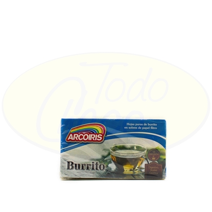 Picture of Te Burrito Arcoiris 20 Saquitos