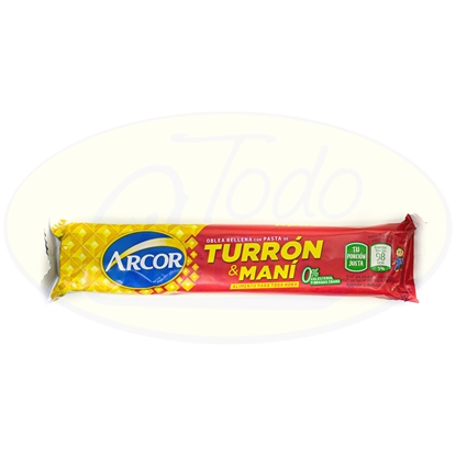 Picture of Turron Mani Arcor 25g
