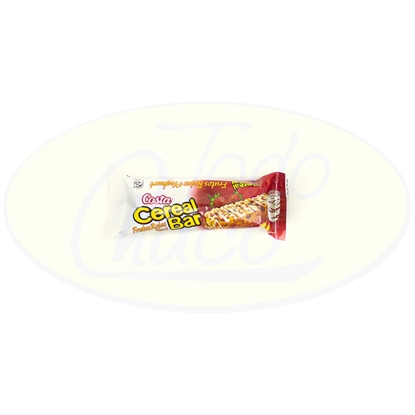 Picture of Cereal Bar Costa Frutos Rojos 21g