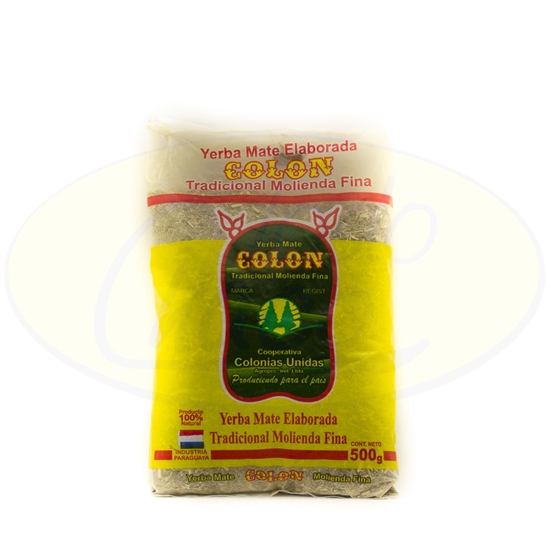 Picture of Yerba Colon Tradicional Molienda Fina 500g