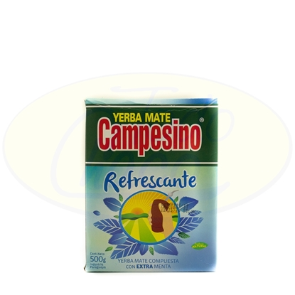 Picture of Yerba Campesino Refrescante 500g
