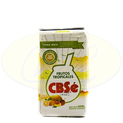 Picture of Yerba CBSe Frutos Tropicales 500gr