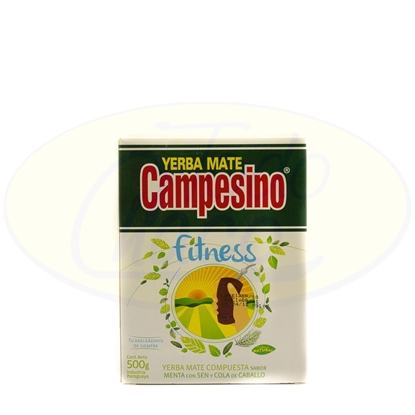 Picture of Yerba Campesino Fitness 500g