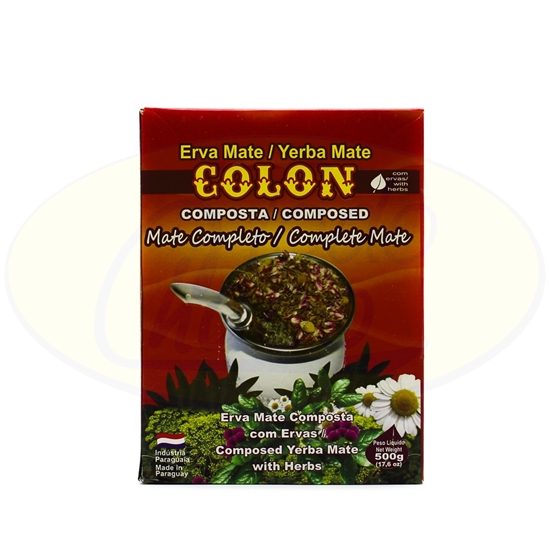 Picture of Yerba Colon Mate Completo 500g