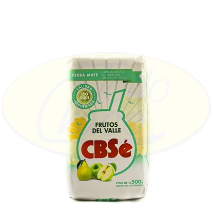 Picture of Yerba CBSe Frutos Del Valle 500gr
