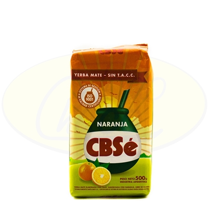Picture of Yerba CBSe Naranja 500gr