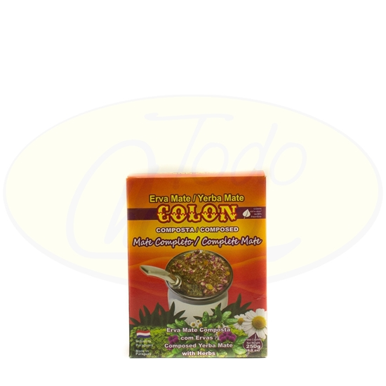 Picture of Yerba Colon Mate Completo 250g
