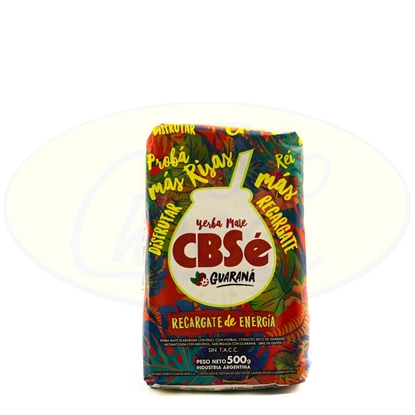 Picture of Yerba CBSe Guarana 500gr