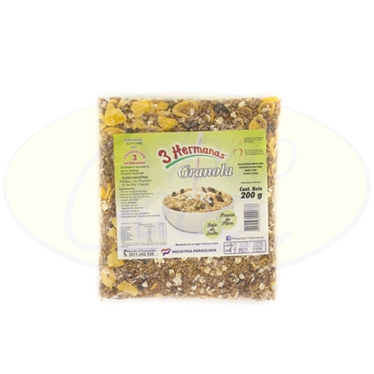 Picture of Granola 3Hermanas 200g