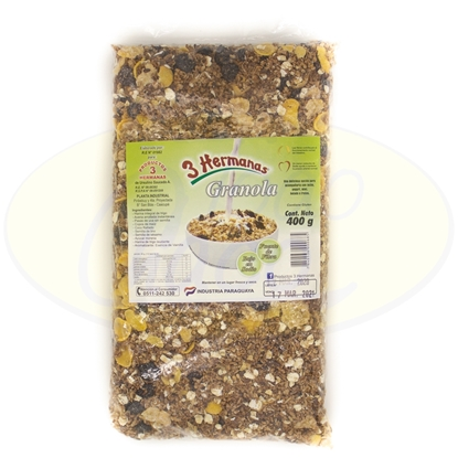 Picture of Granola 3Hermanas 400g