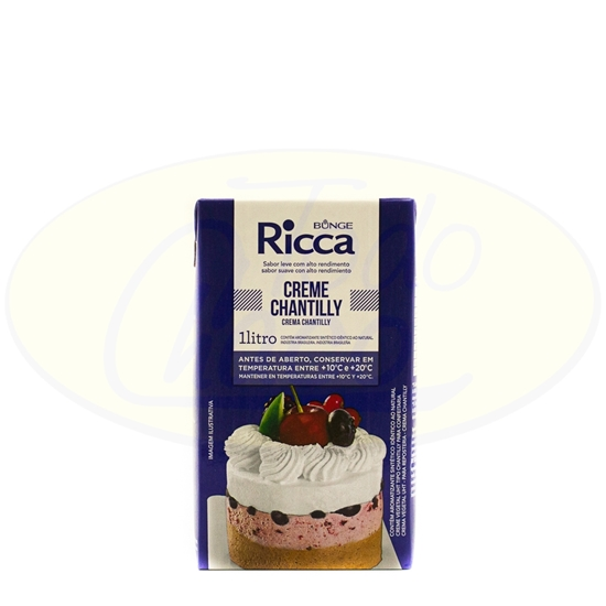 Picture of  Crema Chantilly Ricca 1l
