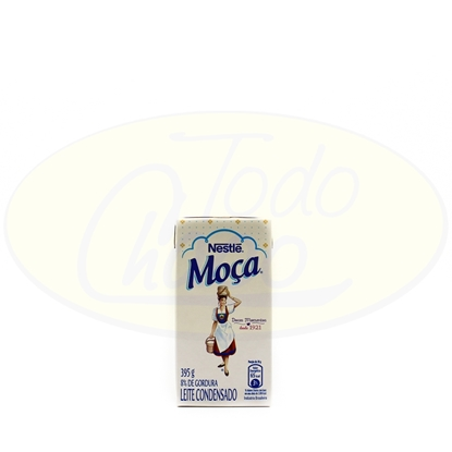 Picture of Leche Condensada Moca Nestle 395g