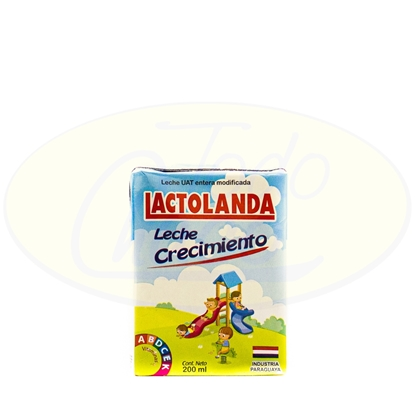 Picture of Leche Crecimiento Lactolanda 200ml