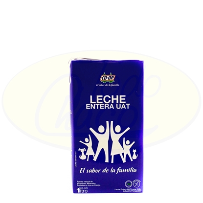 Picture of Leche Entera UAT Coop 1L