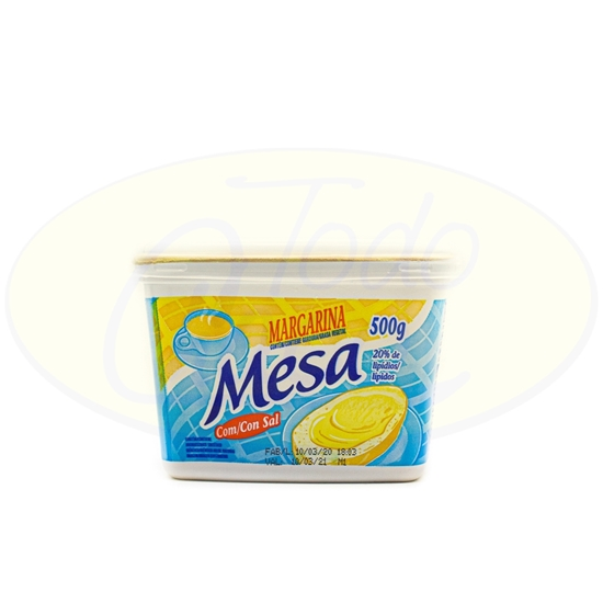 Picture of Margarina Mesa con Sal 500g