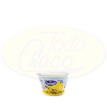 Picture of Pudding Campella Coop Vainilla 130g