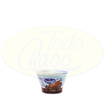 Bild von Pudding Campellana Coop Chocolate 130g