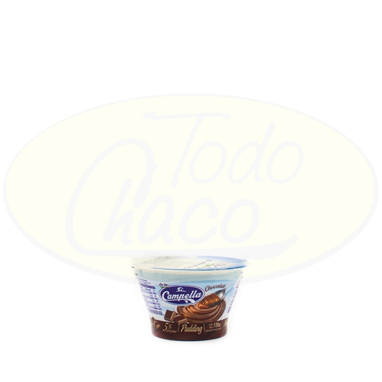 Picture of Pudding Campellana Coop Chocolate 130g