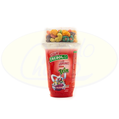Picture of Yoghurt con Cereales Trix Trebol 150ml