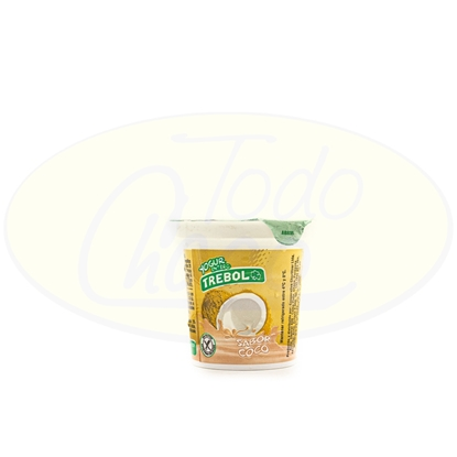 Picture of Yoghurt Entero Trebol Coco 140g