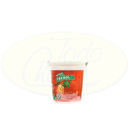 Picture of Yoghurt Entero Trebol Frutilla 140g