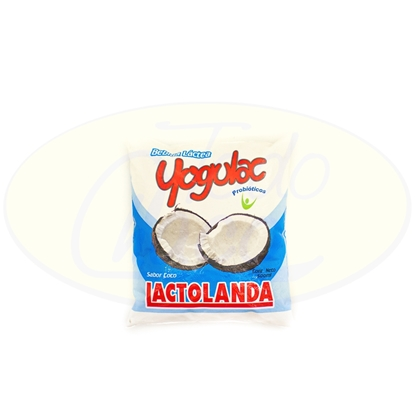 Picture of Yogulac Lactolanda Coco 500ml