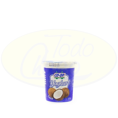 Picture of Yogurt Coop Coco 350g