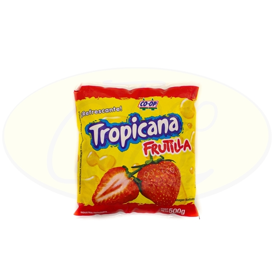 Picture of Yogurt Coop Tropicana Frutilla 500ml