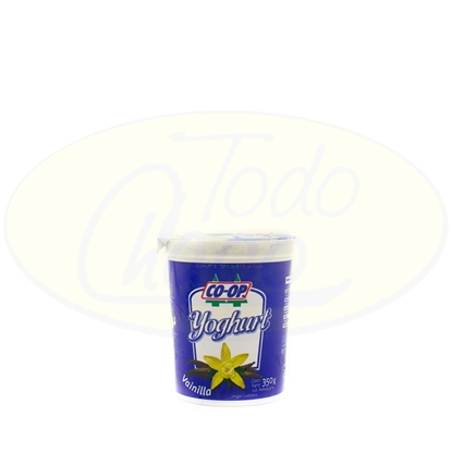 Picture of Yogurt Coop Vainilla 350g
