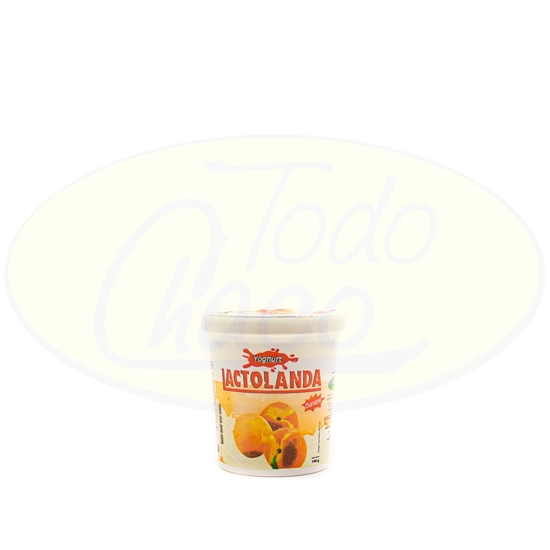 Picture of Yogurt Lactolanda Durazno 140g